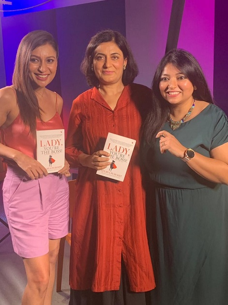 Lady You`re The Boss, Book Cover Unveil, August 2019