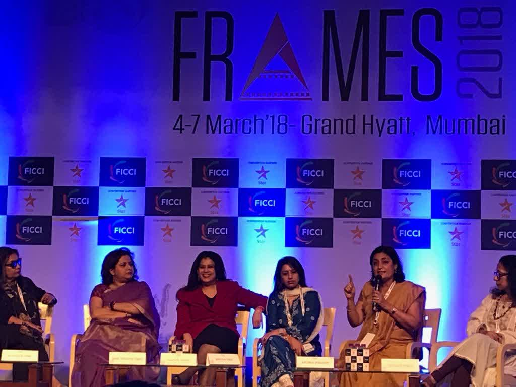 FICCI Frames 2018, March 2018