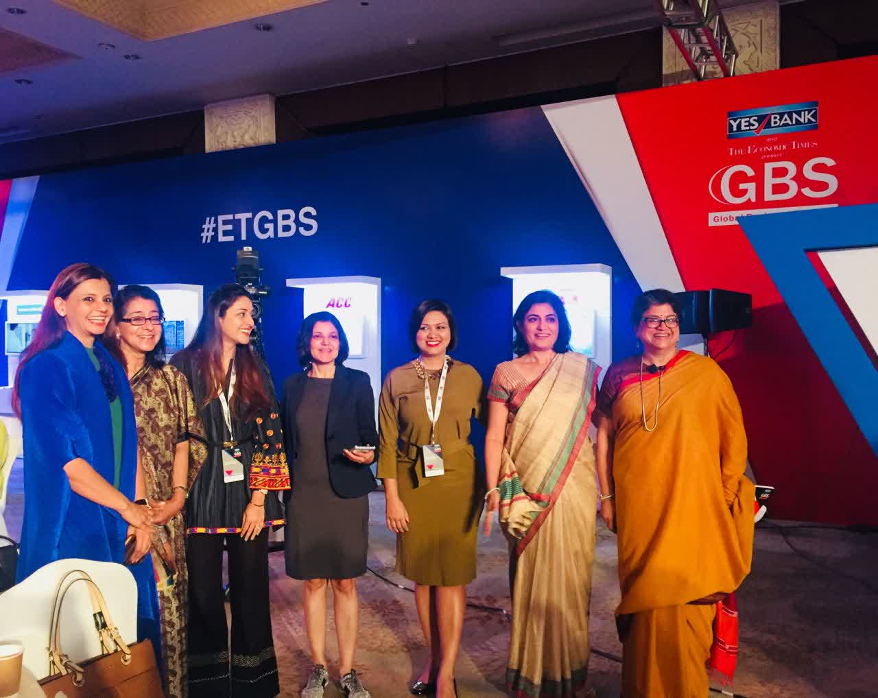 ET Global Business Summit, February 2018