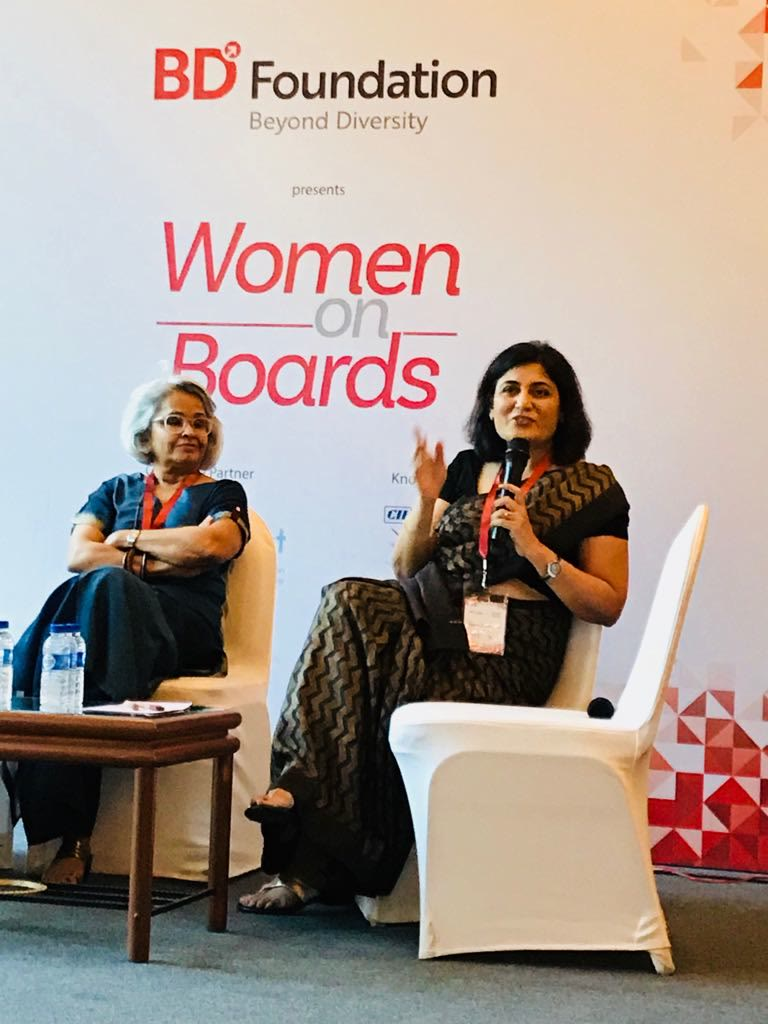 Women on Boards, December 2017