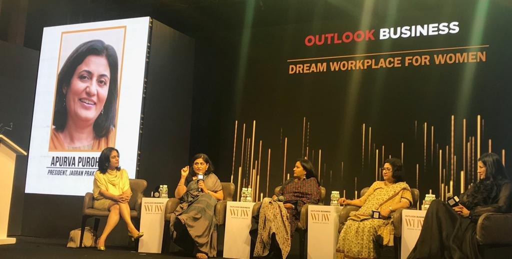 Women of Worth, Outlook Business, March 2019