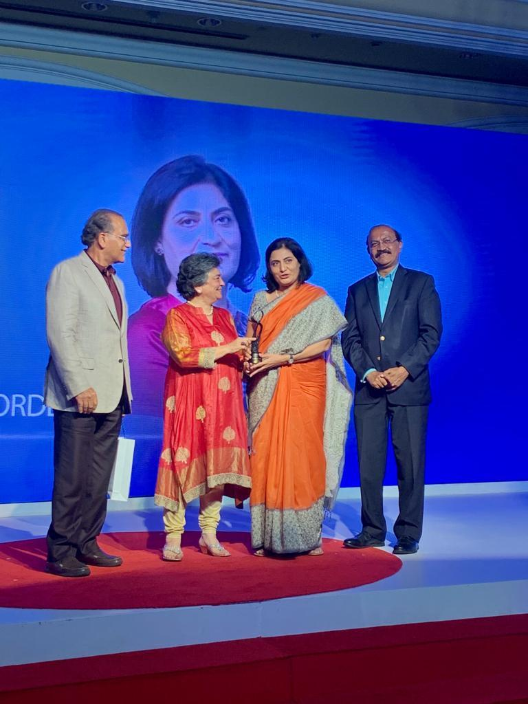 Business Today`s Most Powerful Women Award, September 2019