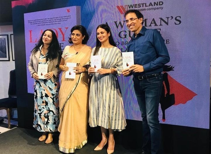 `Lady, You`re the Boss` Book Launch, September 2019